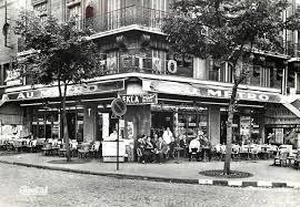 le café brasserie au métro 261 avenue gambetta à la porte des