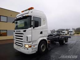 Scania -r500-6x2-manual-retarder-full-air - Chassis Cab Trucks ...