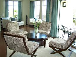 Attractive Design Ideas Using Round Black Wooden Tables And