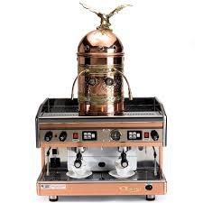 The Genuine Italian Astoria Dual Espresso Machine Hammacher