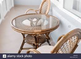 Glass Table And Rattan Wicker Seat Chair. Wicker Furniture ... 315 Round Alinum Table Set4 Black Rattan Chairs 8 Seater Ding Set L Shape Sofa Brown Beige Garden Amazoncom Chloe Rossetti 17 Piece Outdoor Made Coffee Table Set Stock Photo Image Of Contemporary Hot Item Modern Fniture Stainless Steel And Lordbee Large 5 Pcs Patio Wicker Belleze 3 Two One Glass Details About Chair Cushion Home Deck Pool 3pc Durable For Pcs New Y7n0