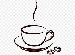 Coffee Cup Tea Cafe Clip Art