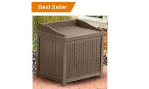Suncast Patio Storage Box by Suncast Storage Boxes Outdoor Furniture