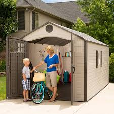 Yardline Shed Assembly Manuals by Lifetime 11 Ft X 21 Ft Storage Shed