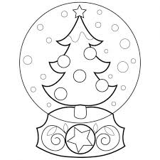 Globe Coloring Page Adult Earth Sheet Large Size Snow