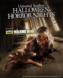 Universal Studios Orlando Halloween Horror by The Walking Dead Returns To Universal U0027s Halloween Horror Nights