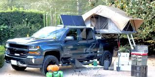 Overland Camping Build - 2017 Chevy Silverado FrontRunner RTT ...