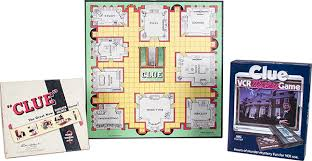 The 2017 Entries Into National Toy Hall Of Fame Have Been Announced And Clue Is Latest Board Game To Receive Award