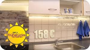 so günstig und einfach lässt sich deine küche verschönern sat 1 frühstücksfernsehen tv