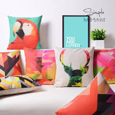 Decorative Lumbar Throw Pillows by Compare Prices On Pillow Lumbar Birds Online Shopping Buy Low