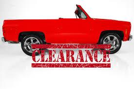 1975 Chevrolet Blazer Rare 2WD Show Truck -