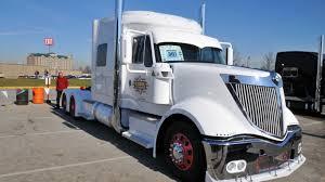 International Lonestar Truck 1366 X 768 HDTV Wallpaper