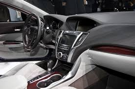 Why is the new TLX s interior nicer then the MDX Acura MDX
