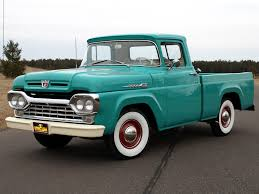 1960 Ford Truck For Sale 1960s Ford Trucks For Sale – Ozdere.info Classic 1960s Ford V8 Twin Beam 100 Pickup Truck In West Bottoms 1960 F100 Truck Restoration 7 Steps With Pictures All American Cars 1967 Pickup 1958 To For Sale On Classiccarscom Fseries Third Generation Wikipedia Classics Autotrader F100 Pictures Enthusiasts Forums Custom Styling Of The 60s Gene Winfields 1935 12clt_17_o2western_ltionals_car_show1956ord_f100 Trucks Compilation Youtube Motor Company Timeline Fordcom