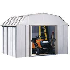 Tin Shed Highland Il by Arrow Newport 10 Ft X 8 Ft Steel Shed Np10867 The Home Depot