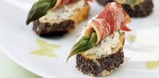 cuisine asperge apéritif asperge facile et pas cher recette sur cuisine actuelle