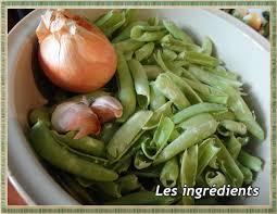 cuisiner des petit pois frais potage aux cosses de petits pois la guillaumette