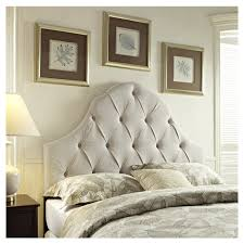 perfect joss and main tufted headboard 69 in upholstered headboard