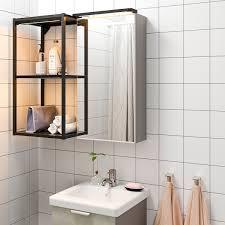 silverglans lichtleiste led für bad dimmbar anthrazit 40