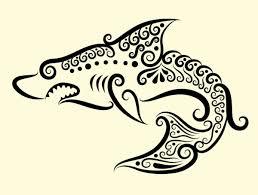 Shark Paper Cutting Patterns