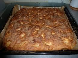 fluffiger zimt zucker kuchen