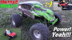 Remote Control Traxxas Skully Monster Truck Bashing And Spider-Man Ride-On  Buggy Playtime There Are Many Reasons The Traxxas Rustler Vxl Is Best Selling Bigfoot Summit Racing Monster Trucks 360841 Xmaxx 8s 4wd Brushless Rtr Truck Blue W24ghz Tqi Radio Tsm 110 Stampede 4x4 Ready To Run Remote Control With Slash Mark Jenkins 2wd Scale Rc Red Short Course Wtqi Electric Wbrushless Motor Race 70 Mph Tmaxx Classic 4x4 Nitro Revo See Description 1810367314 Us Latrax Desert Prunner 24ghz 118 Rcmentcom Stadium Tra370541blue Cars