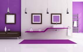 salle de bain mauve salle de bain mauve et blanc photos de design d intérieur et
