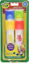 Crayola Bathtub Crayons Walmart by Amazon Com Crayola My First Crayola Bathtub Markers 4 Count