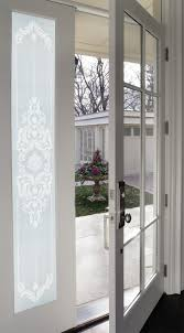Front Door Sidelight Curtain Rods by Decorations Sidelight Window Treatments Sidelight Roman Shade