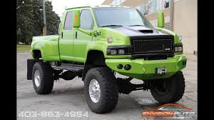 Chevrolet GMC C4500 Kodiak Topkick SEMA Custom Lifted Showtruck ...