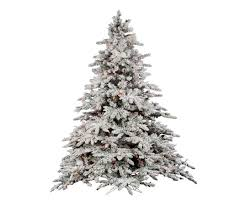 Pre Lit Pencil Christmas Trees by Pink Flocked Christmas Tree Christmas Lights Decoration