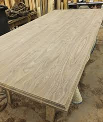 How To Make A Thick Countertop Out Thin Wood