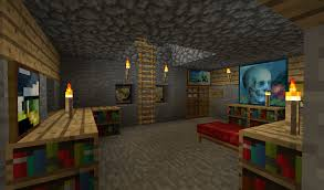 Lovely Bedroom For Interior Inspiration With Minecraft Ideas Pleasant Design