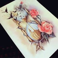 This Would Be A Really Cool And Pretty Tattoo Sketches