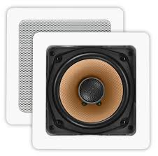 Polk Angled In Ceiling Speakers by Square In Wall Speaker Osd Cw540 Outdoorspeakerdepot