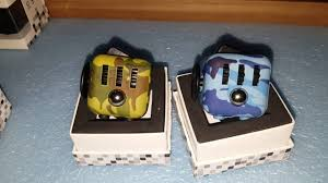 Fidget Cube Camo Editions The Funkiest Fake Fidgets Available