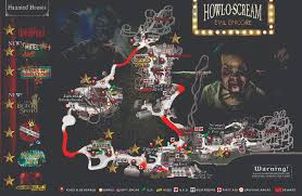 Review Busch Gardens Tampa Bay Howl O Scream 2016