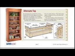 bookcase plans how to build a bookcase see the detailed plans