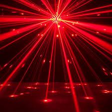American DJ Starburst DJ Sphere Effect Light