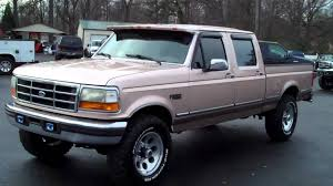 1996 Ford F250 Lifted Richmond, VA - YouTube