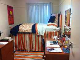 Extended Length Bed Skirts for College Dorm Beds Risers or