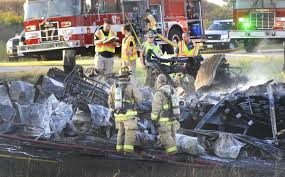 Video Shows Fiery Semitruck Crash That Killed 3 On I-39 Near Hudson ... For Sale Alfa Romeo Giulia Rollover Special The Drive Real Steel And Heavy Crashes Salvage Auto Auction Pickup Truck Lands On Top Of Car In Horrific Crash New Commercial Trucks Find The Best Ford Truck Chassis 2100hp Mega Nitro Mud Is A Beast Street Smart Rental Trailer Attenuator Crash Driver Arrested As N12 Accident Death Toll Climbs Enca Old Us Air Force Arff Unit At Page Municipal Airport Okosh P15 2018 Vehicles Used Dealership Westbrook Rowe Danko Emergency Equipment Fire Whats Safest Halfton For News Carscom Wikipedia