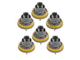 l light bulb plastic socket holder fits rear left or right