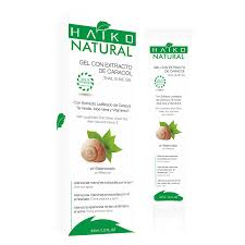 Haiko Natural Gel Con Extracto De Caracol