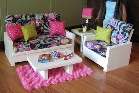 Diy Kitchen Decor American Girl Doll Room Youtube Unique Furniture