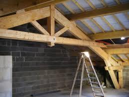 maison bois lamelle colle construction de structures lamellé collées en rhône alpes