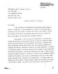 Sample Letters To Judges Before Sentencing letter of re mendation