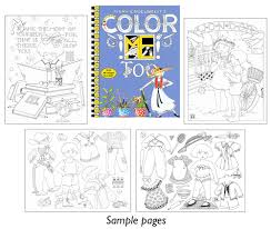 Mary Engelbreits Color ME Too Coloring Book