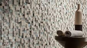 indoor mosaic tile bathroom wall glass structura