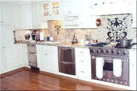 Kitchen Design White Cabinets Stainless Appliances Remodeling Delta C Construction Inc